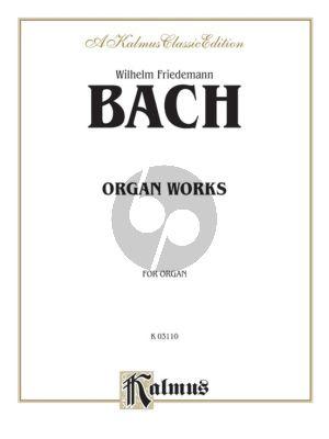 Bach Organ Works