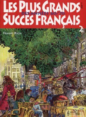 Rich Plus Grands Succes Francais des Annees 60-70 Vol.2 Voix et Guitare