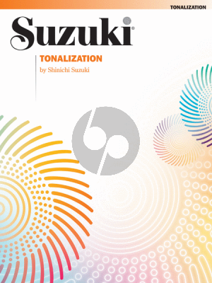 Suzuki Tonalization for Violin