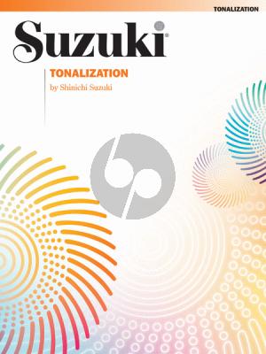 Suzuki Tonalization for Violin