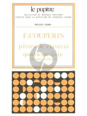 Couperin Pieces de Clavecin Vol.4 (Kenneth Gilbert)