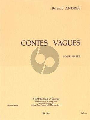 Andres Contes Vagues Harpe (interm.level)