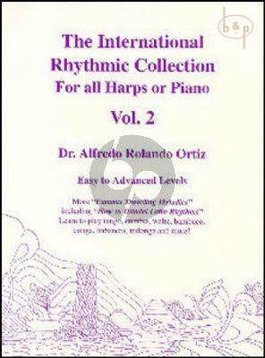 International Rhythmic Collection Vol.2 for all Harps