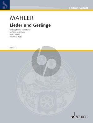 Lieder & Gesange Vol.2 Hoch