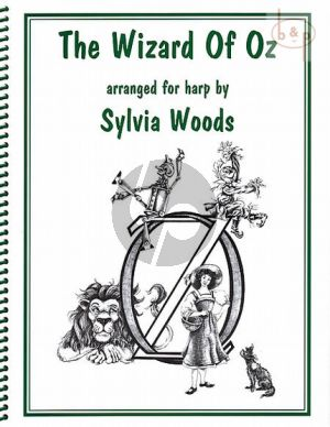 The Wizard of Oz for Harp