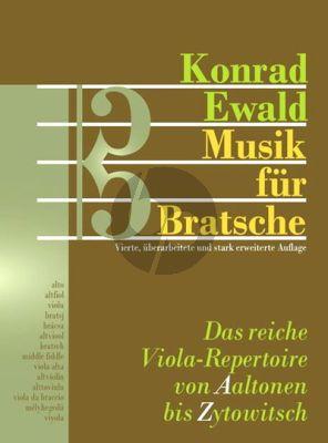 Ewald Musik für Bratsche