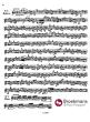 Klose 20 Etudes d'apres Kreutzer-Fiorillo Clarinette (Paul JeanJean Grade 8 - 9) (English, French)