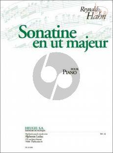 Sonatine C-major Piano seule
