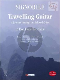 Travelling Guitar (A Journey through my beloved Cities)