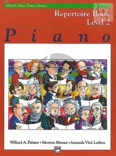 Repertoire Book Level 2