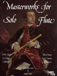 Masterworks for Solo Flute (edited by Simon Hunt)