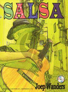 Wanders Salsa Guitar (Bk-Cd)