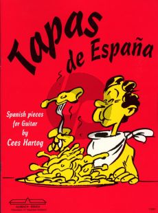 Hartog Tapas de Espana Gitaar (Spanish Pieces)