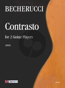 Becherucci Contrasto (2003) 2 Guitars
