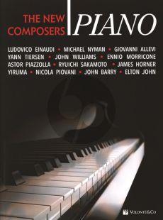 Album The New Composers Piano solo (Franco Concina)
