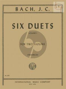 6 Duets Vol.1