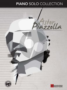 Piazzolla Piano Solo Collection