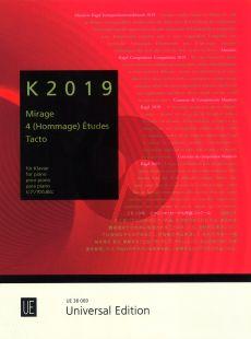 K2019 Kagel Composition Competition 2019