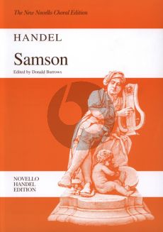 Handel Samson HWV 57 Vocal Score (engl.) (edited by Donald Burrows)