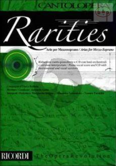 Rarities - Arias for Mezzo-Sopr.-Piano