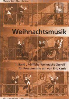 Weihnachtsmusik Vol.1 3 Trombones