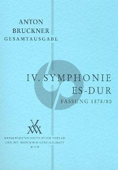Symphonie No.4 Es-dur