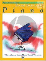 Recital Book Level 3 for Piano