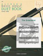 BPL Duet Book Level 1 Piano 4 hds.