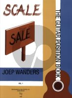 Wanders Scale for Sale Vol.1 Guitar (Guitar Position Book) (Grade 2 - 3)