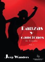 Wanders Danzas y Canciones de Espana Vol.1 Guitar