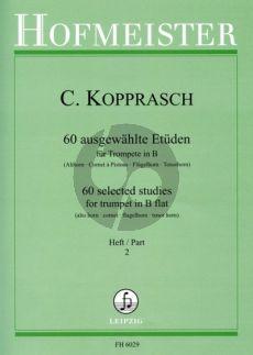 60 Etuden Vol.2 (Trompete)