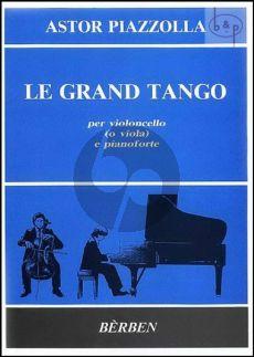 Le Grande Tango Cello-Piano