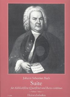 Bach Suite BWV 997 (edited by J.C.Veilhan)
