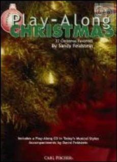 Christmas Playalong (27 Favorites) (Violoncello)