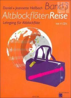 Altblockfloten-Reise Vol.3
