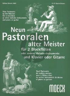9 Pastoralen alter Meister