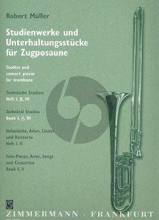 Muller Technische Studien Vol.2 Posaune