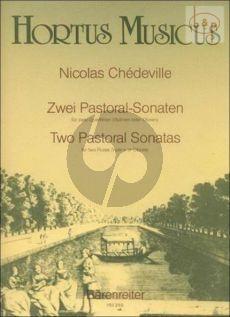 2 Pastoral Sonatas Op.8 No.3 - 6 c-minor & C-major