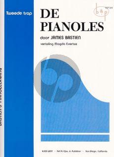De Pianoles Tweede Trap