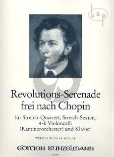 Revolutions-Serenade frei nach Chopin