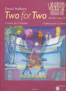Two for Two Vol.2 (4 Pieces)