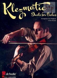 Wolfgram Klezmatic Duets for 2 Violas (intermediate level)