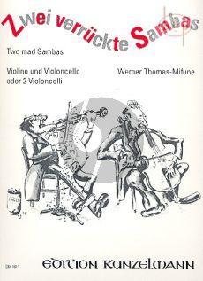 2 Verruckte Sambas