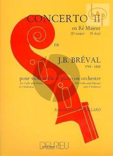 Concerto No.2 D-Major