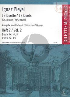 12 Duette Vol.2 (Folge I./ 4 - 5 -Folge II/ 1)