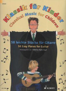 Classical Music for Children Guitar