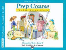 Alfred Prep Course Notespeller Book Level B
