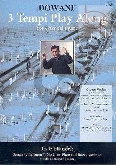 Hallenser Sonate No.2 e-minor