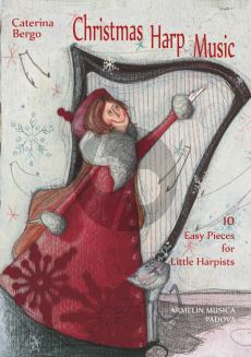 Bergo Christmas Harp Music (10 easy pieces for little Harpists)
