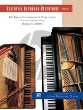 Essential Keyboard Repertoire Vol.1 (Bk)